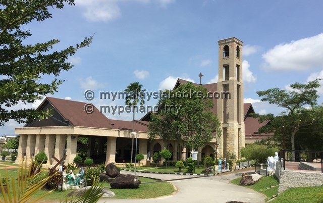 New St. Anne Church, Bukit Mertajam, Penang