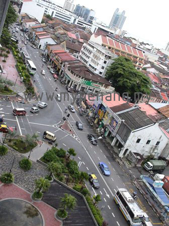 aerialview georgetown